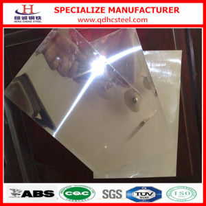 China Supplier AISI 304 Stainless Steel Plate pictures & photos