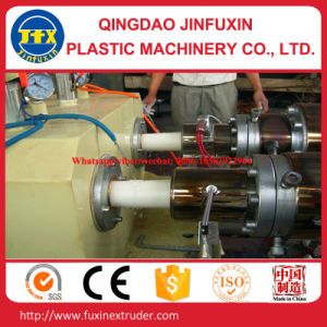 Plastic PPR Water Pipe Extrusion Machine pictures & photos
