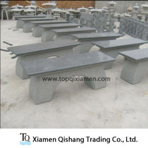 Granite Bench / Stone Bench / Stone Furniture for Outdoor Garden