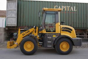 Sound Level 2009/76/Ec Mini Loader, Small Wheel Loader Zl16D pictures & photos