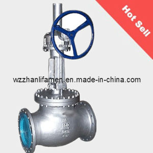 Gear Operated Globe Valve J541h (API, DIN, GB) pictures & photos
