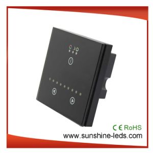 Touch Panel LED Controller (RGB/WiFi/DMX/RF/IR/SD Card/Touch) pictures & photos