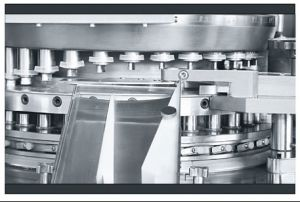 High Speed Tablet Press for Shaped Tablet Gzpl265 pictures & photos