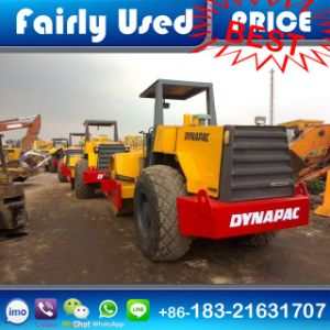 Used Dynapac Ca30d Road Roller with Cummins Engine for Sale