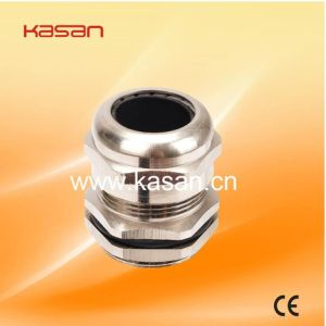 Pg Nickel Plated Brass Cable Gland/Metal Cable Gland pictures & photos