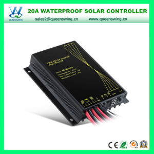 Waterproof 12V/24V 20A Solar Street Light Charge Controller (QW-SR-SL2420) pictures & photos