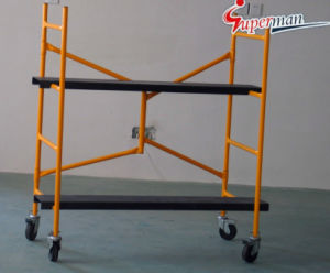 Steel Mini Foldable Scaffold Set (SM-SS10) pictures & photos