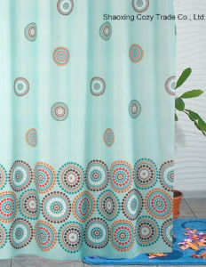 Fabric Shower Curtain pictures & photos