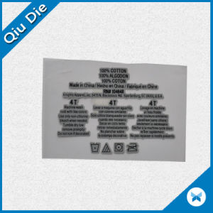 Heat Transfer Label for Shoes, Garment, Towel pictures & photos