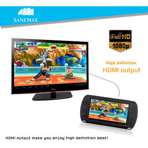 Quad Core 7 Inch Android Game Player Support TV-Box +HDMI