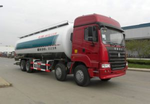Sinotruk HOWO 8X4 Cement Bulk Tank Truck