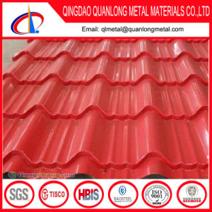 PPGL Corrugated Roofing Sheet with Ral Color pictures & photos