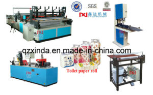 Small Scale Toilet Paper Machine pictures & photos