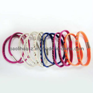 Cute Printings Children′s Elastic Hair Bands pictures & photos