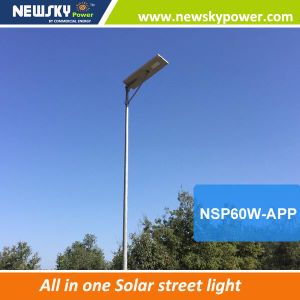 30/40/50W for Outdoor Lighting Use Solar Street LED Light pictures & photos