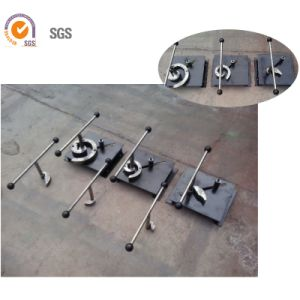 Wrought Manual Scroll Bending Machine for Ornamental Iron Hardware pictures & photos