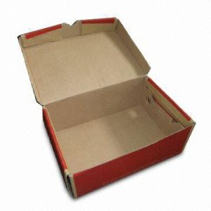 Cheap Eco Friendly Corrugated Packing Box for Shoes