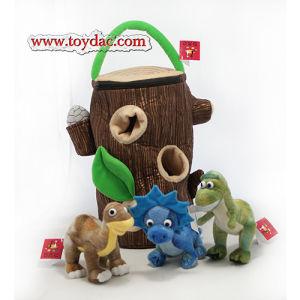 Plush Cartoon Dinosaur Tree Toy pictures & photos