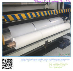 White Blowing Film for Silage Wrapping Your First Choice pictures & photos