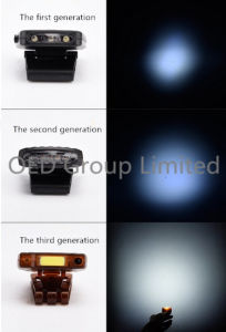 USB Rechargeble LED Mini Light LED Induction Cap Lamp for Fishing Hunting pictures & photos