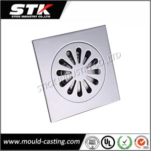 Precision Zinc Alloy Die Casting Floor Drain (STK-ZDB0045) pictures & photos