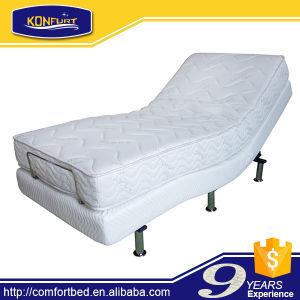 Wallhugger Adjustable Bed, Electric Okin Motor Bed (Split king size) pictures & photos