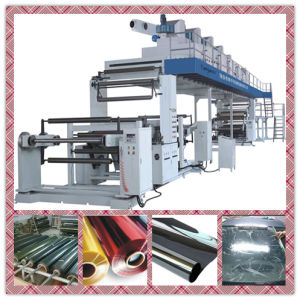 High Quality of Car Explosion-Proof Film/Anti-Blast Window Film/ Car Window Protective Film Coating Machine