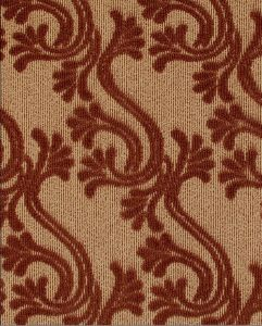 Gh and Low Loop Pile Tufted PP Jacquard Wall to Wall Carpet pictures & photos