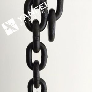 Grade80 Power Coated Alloy Steel Lashing Chain pictures & photos