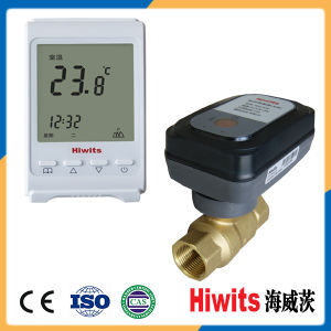 Factory Direct Wireless Modbus Programmable Room Thermostat pictures & photos