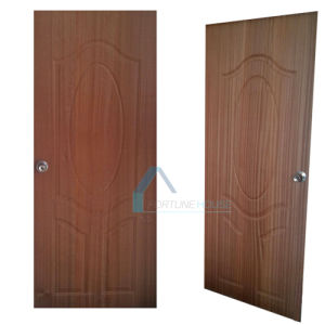 Oval Panel Plywood Moulded Door with Lower Cost pictures & photos