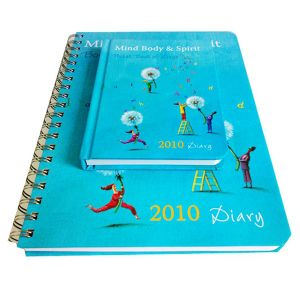 Hot Sale Spiral Binding Notebook Printing pictures & photos