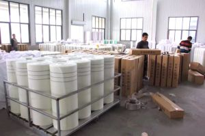 145g White Alkali-Resistant Fiberglass Mesh for Wall Material pictures & photos