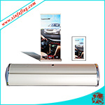 Aluminum Roll up Banner, Retractable Banner Stand pictures & photos