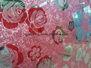 Supply 4mm to 6mm Ice Flower Glass, Wardrobe Glass, Armoire Glass pictures & photos