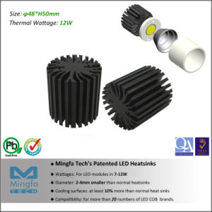 Star LED Heat Sink for Xicato