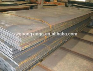 Hot Rolled Steel Plate P235gh pictures & photos