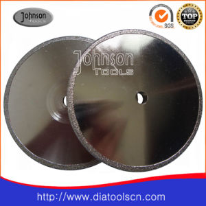 OD150mm Electroplated diamond profile wheels pictures & photos
