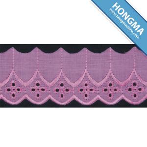 """Fashionable Beauttful Cotton 2"""" T/C Lace 1609-0017"""