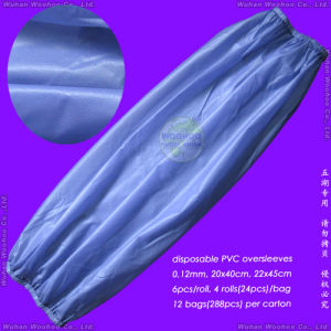 Disposable PVC Sleeve Cover pictures & photos