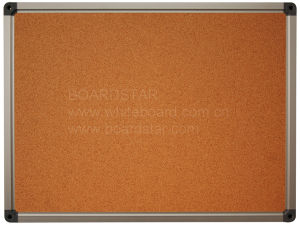 Aluminum Framed Corkboard (BSCCO-F) pictures & photos