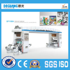 Moderate Speed Dry Laminating Machine Gf1100A pictures & photos