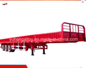 Light Tare Weight 13m Side Wall Semitrailer