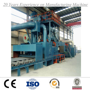 Pass Through Shot Blasting Descaling Machine with ISO BV SGS pictures & photos