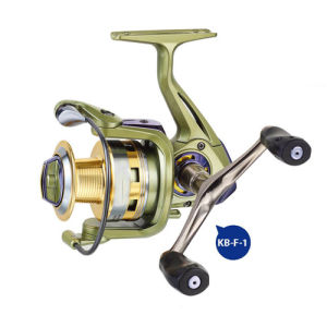 Double Handle Economic Grade Spinning Reel pictures & photos