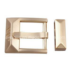 Zinc Alloy Metal Belt Buckle -26559-2 pictures & photos
