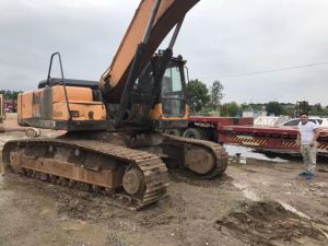 Used San Yi Excavator 335 for Sale pictures & photos