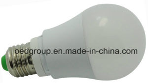 SMD2835 LED Globe Bulb 5W with 2 Years Warranty pictures & photos