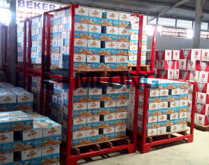 China Movable Metal Stacking Pallet Equipment for Warehouse pictures & photos