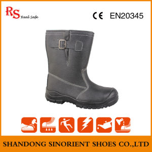 High Ankle Military Tactical Boots Snb116 pictures & photos